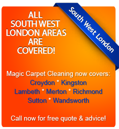 We cover all the boroughs in West London