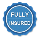 Our full carpet cleaning insurance