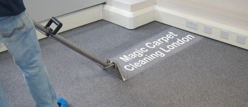 Carpet cleaning: Why doing it yourself is not always the right choice