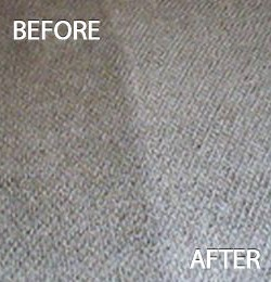 Another example of our before - after results