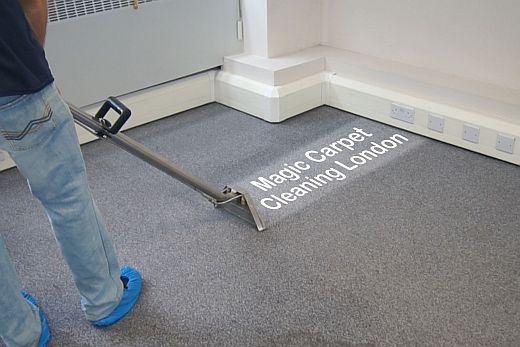 Why Choose A Carpet Cleaning Machine Instead Of A