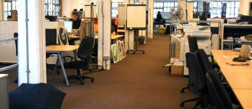 London office carpet cleaning in Richmond