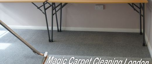6 Tips to Remove Carpet Stains