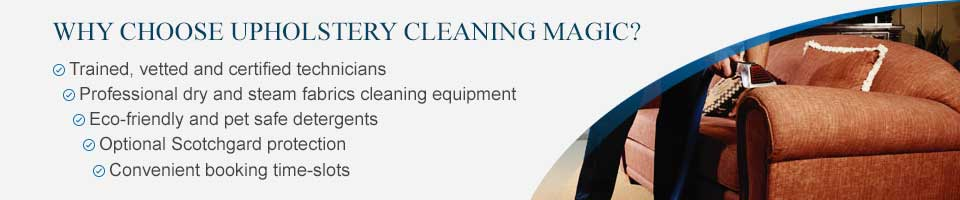 Magic Upholstery Cleaners