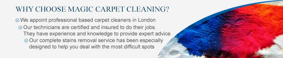 About Magic Carpet Cleaning