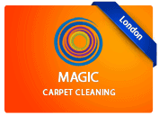 Magic Carpet Cleaning Logo